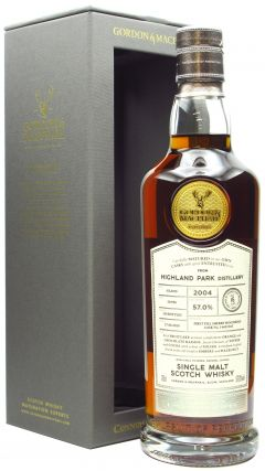 Highland Park - Connoisseurs Choice - UK Exclusive Single Cask - 2004 16 year old Whisky