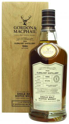 Glenlivet - Connoisseurs Choice Single Cask #16601801 - 1986 33 year old Whisky