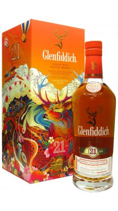 Glenfiddich - Chinese New Year Edition  21 year old Whisky