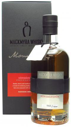 Mackmyra - Moment Korsbarsrok Whisky