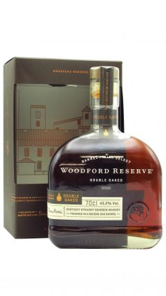 Woodford Reserve - Double Oaked Kentucky Straight Bourbon Whiskey