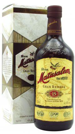 Matusalem - 15 Gran Reserva Rum