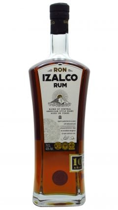 Ron Izalco - Blended Central American 10 year old Rum