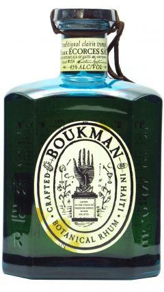 Boukman - Botanical Rhum Rum