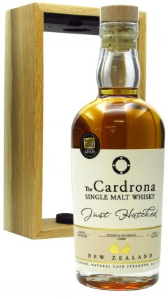 The Cardrona - Just Hatched New Zealand - 2016 Whisky