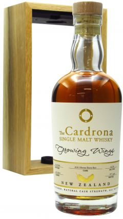 The Cardrona - Growing Wings New Zealand - 2015 Whisky
