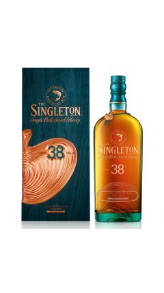 Glen Ord - The Singleton - Epicurean Odyssey Series 38 year old Whisky