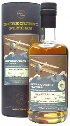Bowmore - Infrequent Flyers Single Cask #2692 - 1997 23 year old Whisky