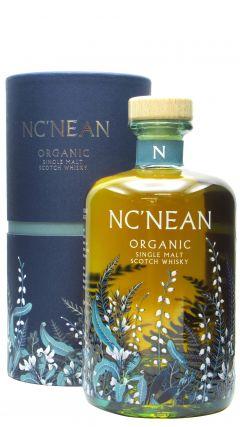 Nc'nean - Batch #3 - Organic Single Malt - 2017 3 year old Whisky