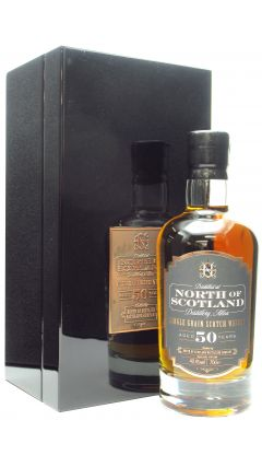 North of Scotland (silent) - Single Grain Scotch 50 year old Whisky