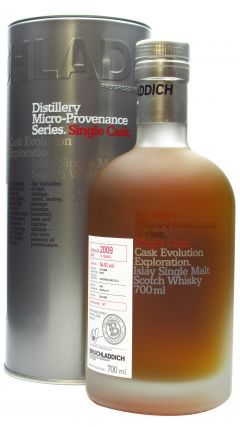 Bruichladdich - Micro Provenance Single Cask #3460 - 2009 11 year old Whisky