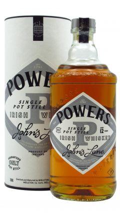 Midleton - Powers - John's Lane Release 12 year old Whiskey