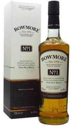 Bowmore - No.1 Single Malt Scotch Whisky