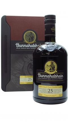 Bunnahabhain - Small Batch Islay Single Malt 25 year old Whisky