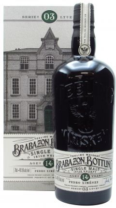 Teeling Whiskey Co. - Brabazon Bottling Series 3 14 year old Whiskey