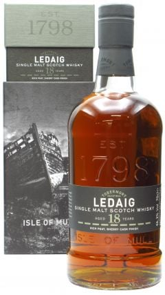Ledaig - Sherry Wood Finish Batch #4 18 year old Whisky