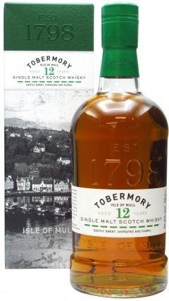 Tobermory - Single Malt Scotch 12 year old Whisky