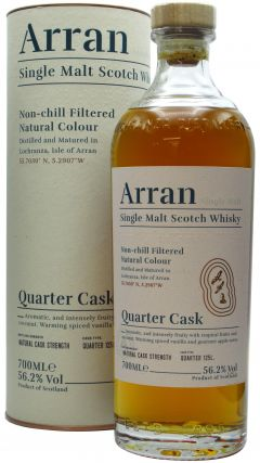 Arran - Quarter Cask - The Bothy Whisky