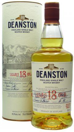 Deanston - Highland Single Malt 18 year old Whisky