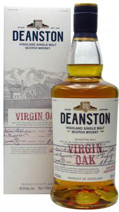 Deanston - Virgin Oak Whisky