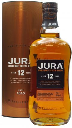 Jura - Single Malt Scotch 12 year old Whisky