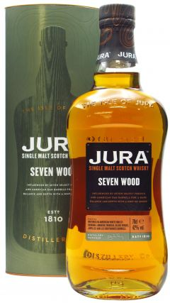 Jura - Seven Wood Whisky