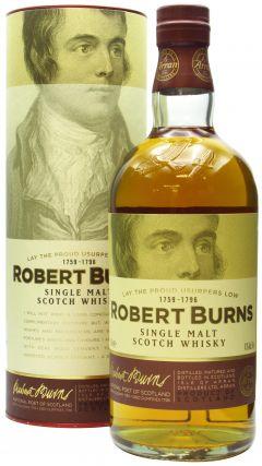 Arran - Robert Burns Single Malt Scotch Whisky
