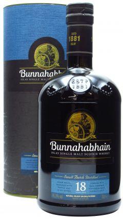 Bunnahabhain - Islay Single Malt 18 year old Whisky