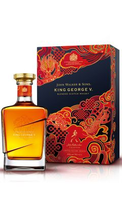 Johnnie Walker - Blue Label King George V - Chinese New Year 2021 Whisky