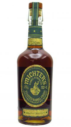 Michter's - Toasted Barrel Finish Single Barrel Rye Whiskey