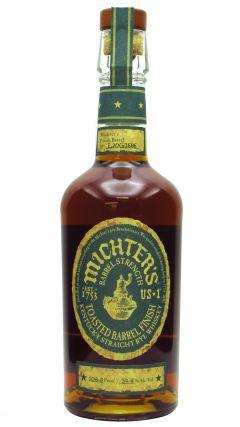 Michter's - Toasted Barrel Rye Single Barrel Whiskey
