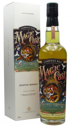 Compass Box - Magic Cask Limited Release Whisky