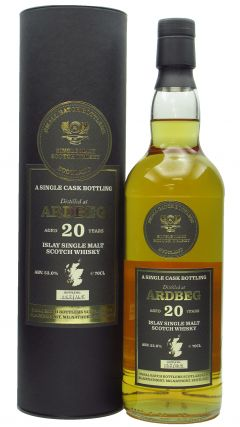 Ardbeg - Small Batch Bottlers 20 year old Whisky
