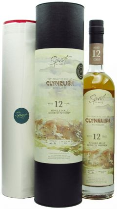Clynelish - Spirit of Art & FREE Print - Single Cask # 12 year old Whisky