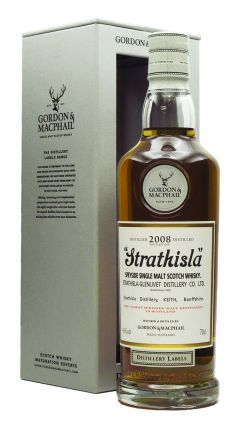 Strathisla - Distillery Labels - 2008 12 year old Whisky