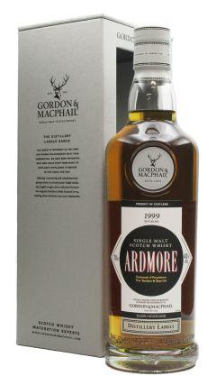 Ardmore - Distillery Labels Single Malt - 1999 Whisky
