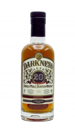 Tobermory - Darkness Heavily Peated Single Cask # 20 year old Whisky
