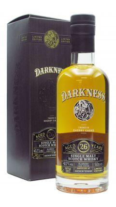 Auchentoshan - Darkness Single Cask # 26 year old Whisky