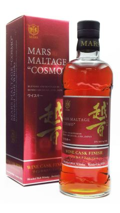 Mars Shinshu - Cosmo Wine Cask Finish Whisky