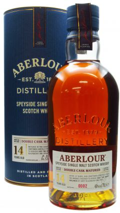Aberlour - Single Malt Scotch - Batch 0002 14 year old Whisky