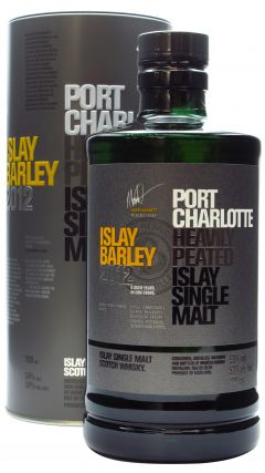 Port Charlotte - Islay Barley 2012 6 year old Whisky