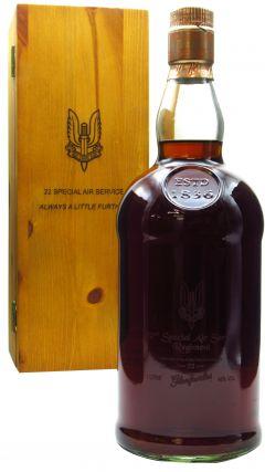 Glenfarclas - 22nd Special Air Service Regiment Single Cask #5102 - 1990 22 year old Whisky