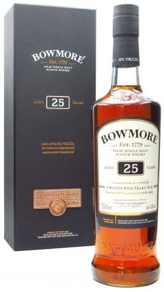 Bowmore - Islay Single Malt 25 year old Whisky