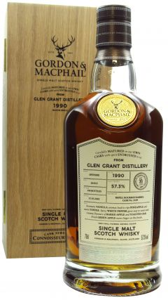 Glen Grant - Connoisseurs Choice Single Cask #5109 - 1990 30 year old Whisky