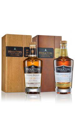 Midleton - Very Rare 2020 & Barry Crockett Legacy Bundle (2 x 70cl) Whiskey