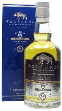Wolfburn - Langskip Single Malt Scotch Whisky