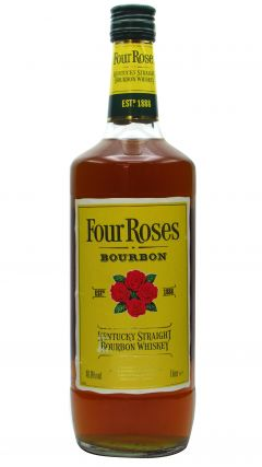 Four Roses - Yellow Label Kentucky Straight Bourbon (old bottling) Whiskey