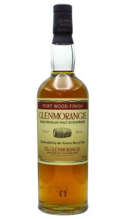 Glenmorangie - Port Wood Finish (old bottling) Whisky
