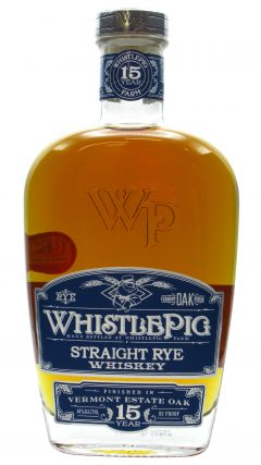 WhistlePig - Vermont Oak Finish 15 year old Whiskey