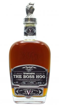 WhistlePig - The Boss Hog - Batch #5 Spirit of Mauve 13 year old Whiskey